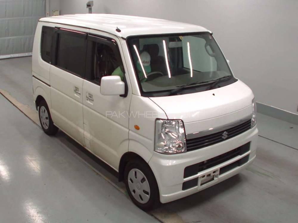 Suzuki Every Wagon 2011 Image-1