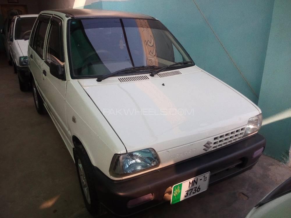 Suzuki Mehran VXR Euro II 2012 Image-1