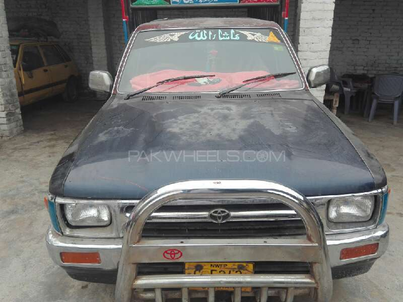 Toyota Pickup 1989 Image-1