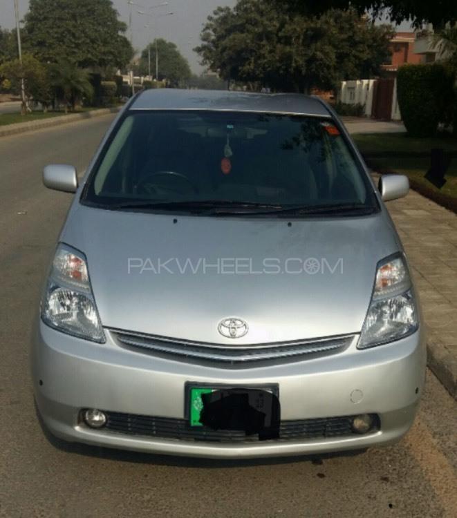 Toyota Prius 2007 Image-1