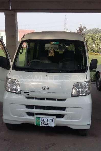 Daihatsu Hijet Basegrade 2010 Image-1