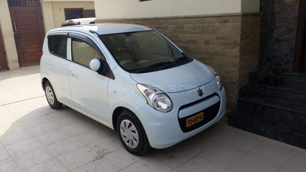Suzuki Alto VP 2011 Image-1