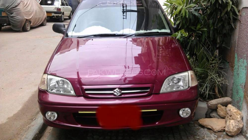 Suzuki Cultus VXL (CNG) 2006 Image-1