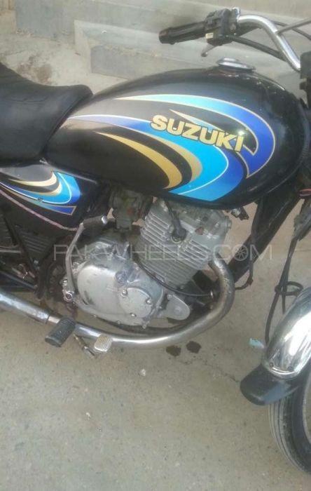 Suzuki GS 150 2007 Image-1