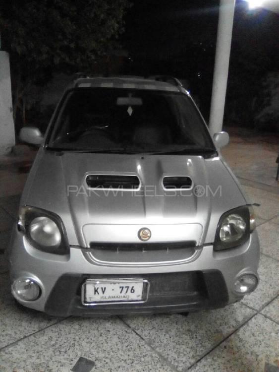 Suzuki Kei B Turbo 2006 Image-1