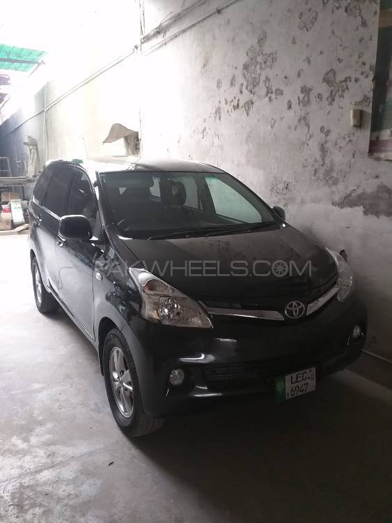 Toyota Avanza Up Spec 1.5 2013 Image-1