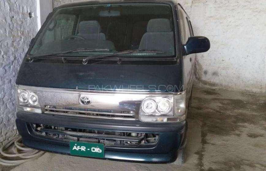 Toyota Hiace 2001 Image-1