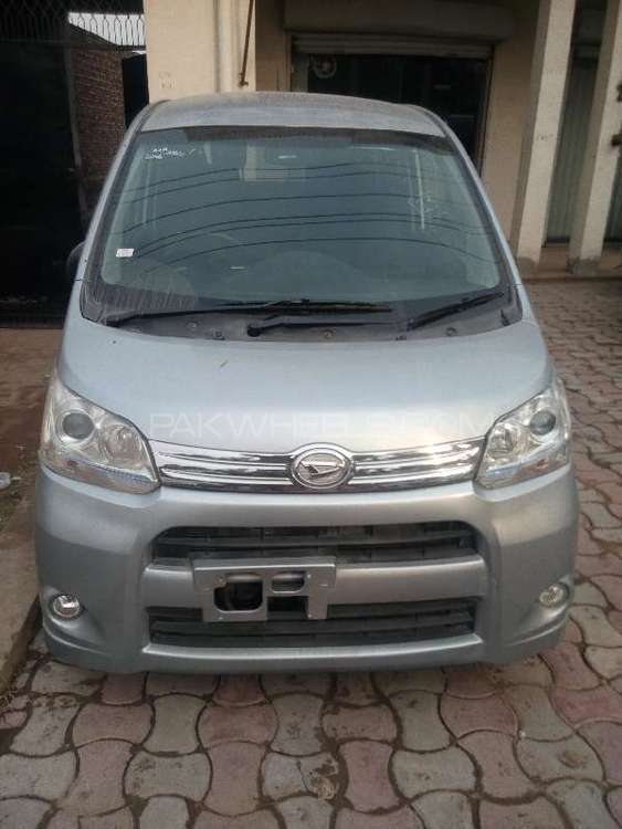 Daihatsu Move Custom RS 2012 Image-1