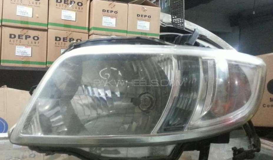 Honda zest 2006 head light Image-1
