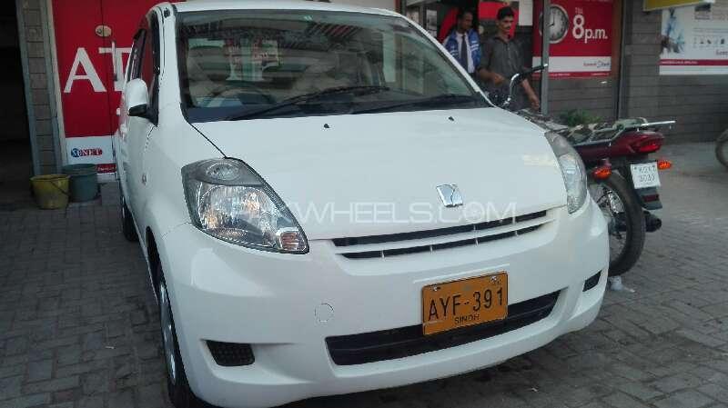 Toyota Passo 2008 Image-1