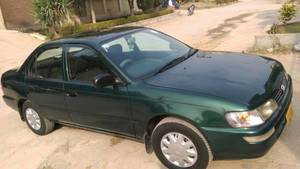 Toyota Corolla 2.0D 2000 for Sale in Rawalpindi