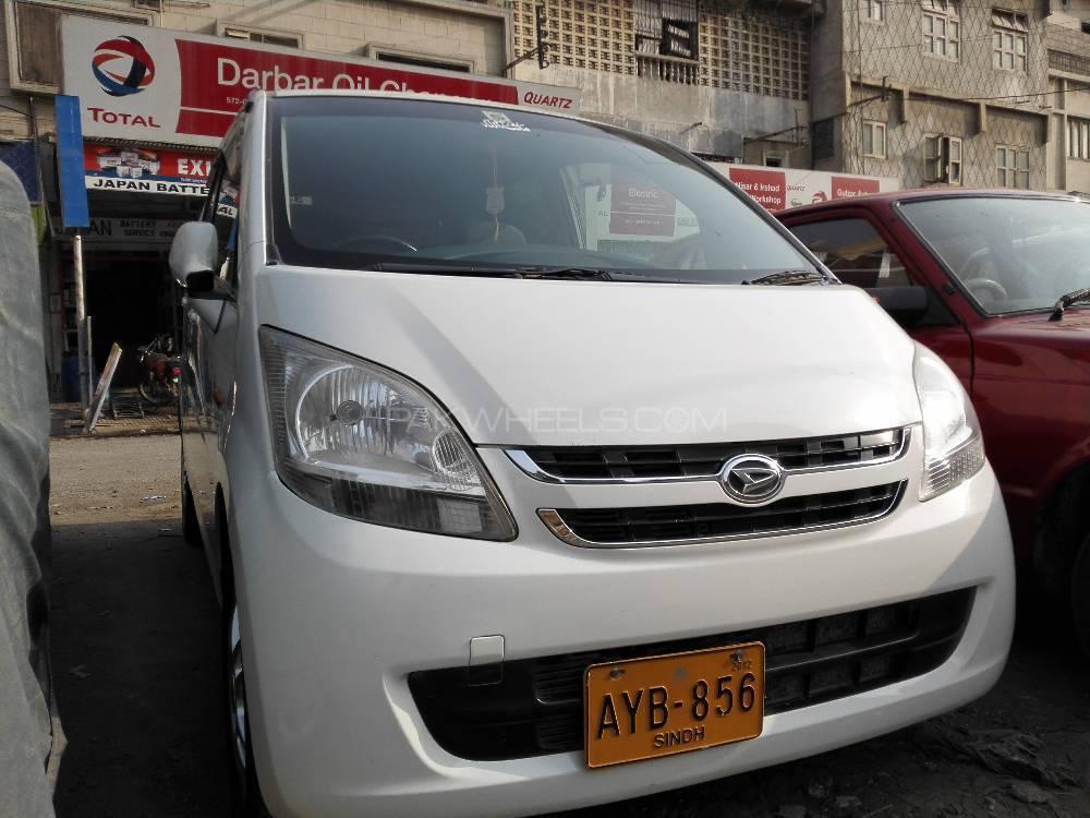 Daihatsu Move X Limited 2007 Image-1