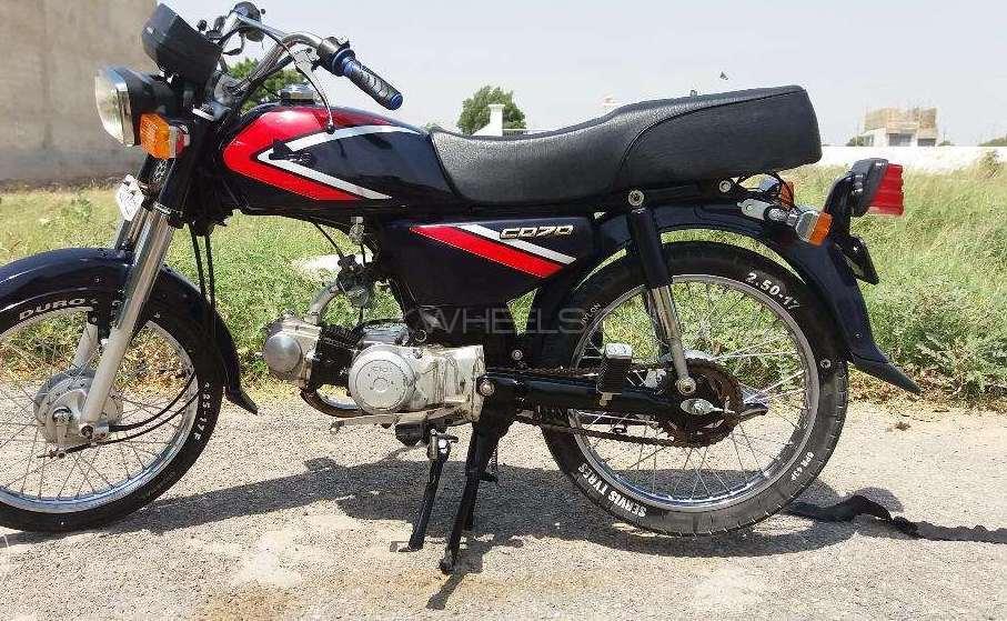 Honda CD 70 1992 Image-1