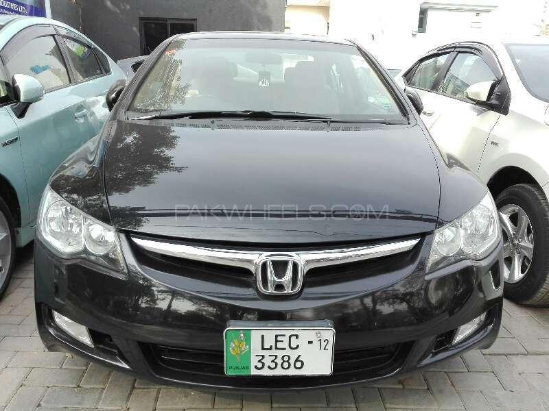 Honda Civic VTi Oriel Prosmatec 1.8 i-VTEC 2012 Image-1