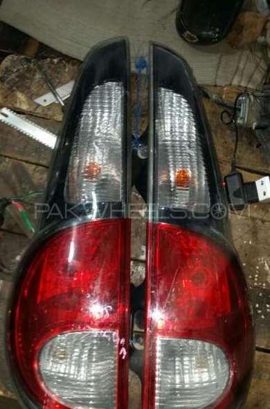 Nissan moco both back lights Image-1