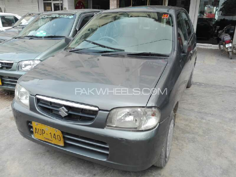 Suzuki Alto VX 2010 Image-1