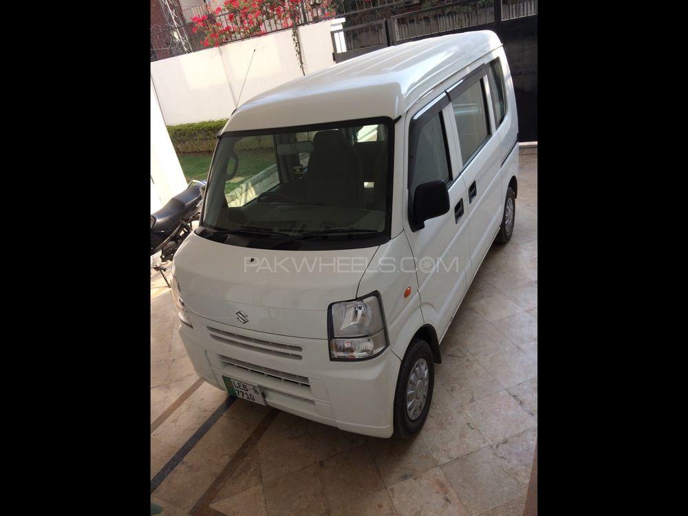 Suzuki Every 2011 Image-1
