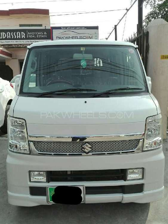 Suzuki Every Wagon JP Turbo 2010 Image-1