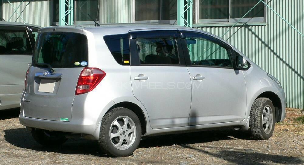 Toyota Ractis 1.3X 2007 Image-1