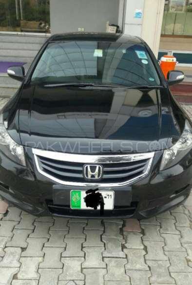 Honda Accord Type S 2011 Image-1