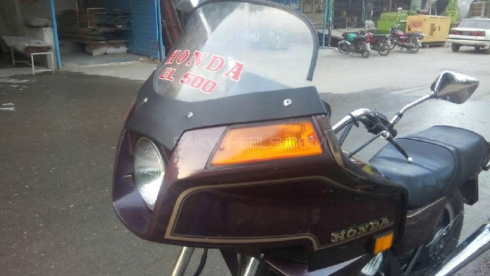 Honda Gold Wing 1984 Image-1