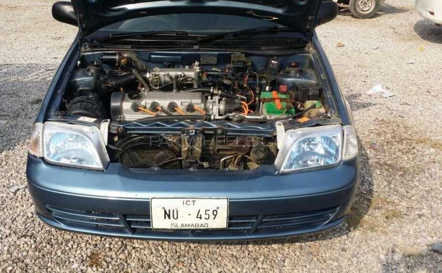 Suzuki Cultus VXRi 2008 Image-1