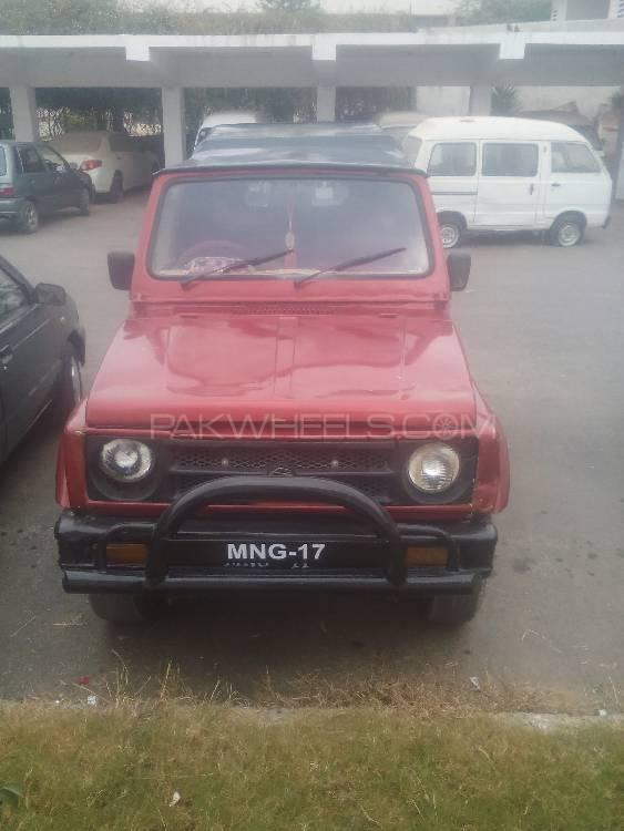 Suzuki Potohar 1983 Image-1