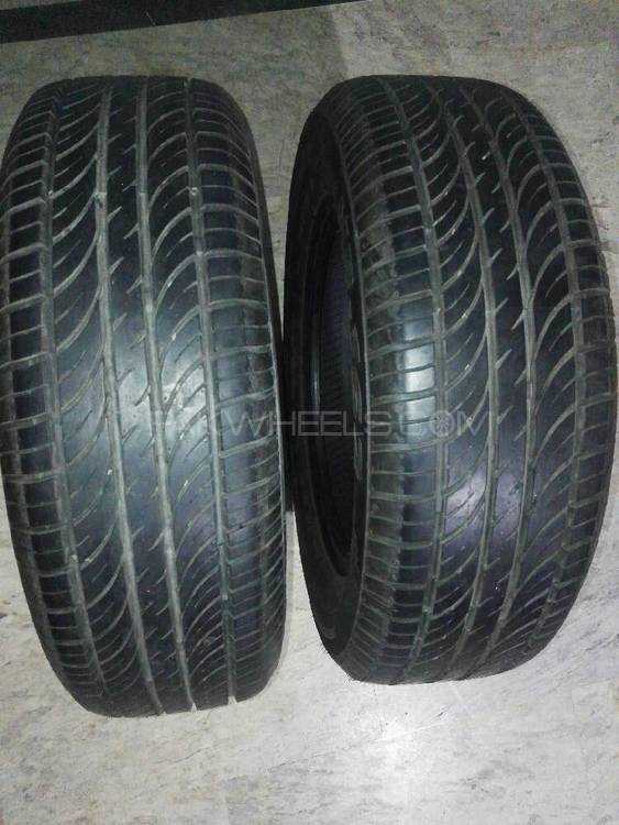 Two Tyres Brand New Image-1
