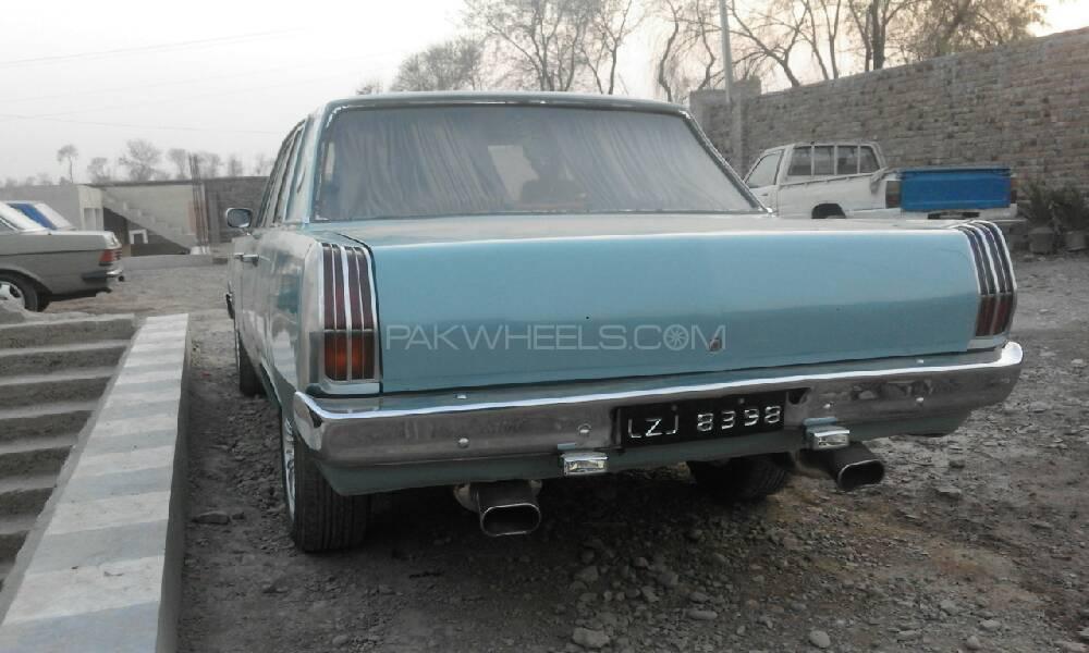Dodge Dart 1971 Image-1