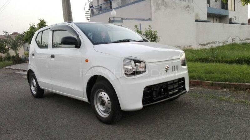 Suzuki Alto Eco ECO-S 2015 Image-1
