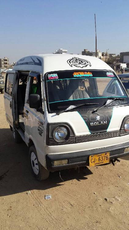 Suzuki Bolan GL 1994 Image-1
