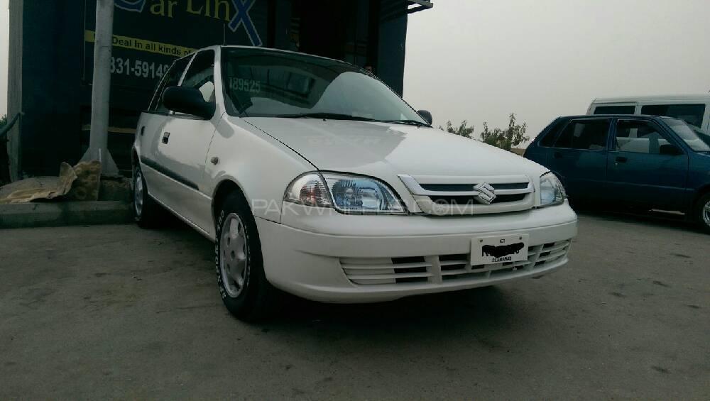 Suzuki Cultus VXLi (CNG) 2011 Image-1