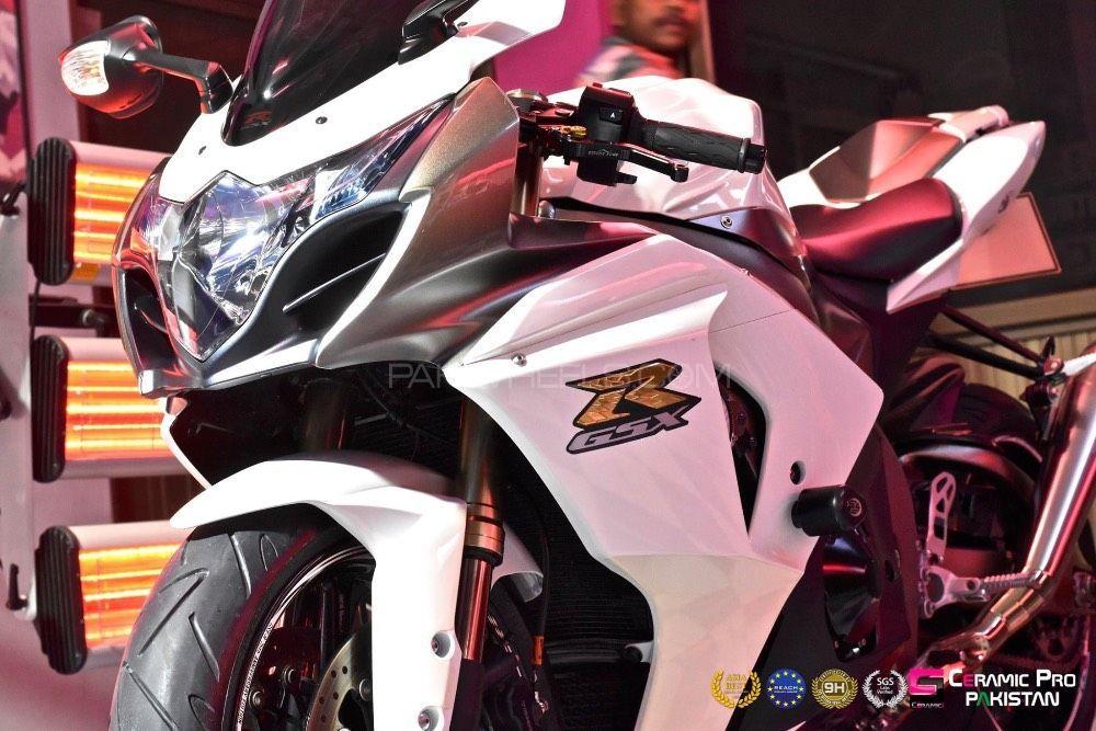 Suzuki GSX-R1000 2010 Image-1