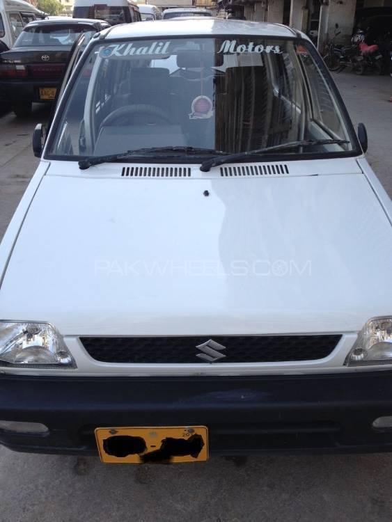 Suzuki Mehran VX 2012 Image-1