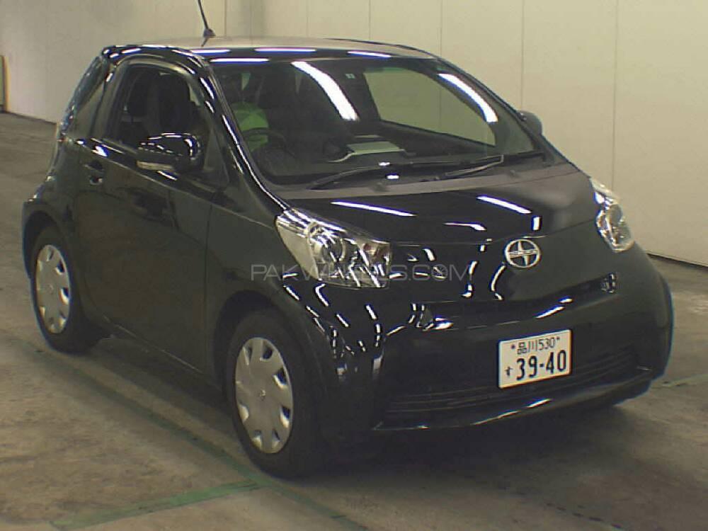 Toyota iQ 100G 2013 Image-1