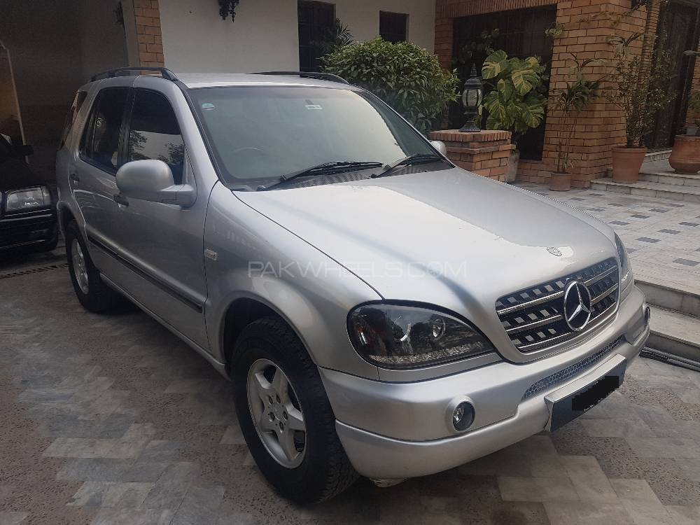 Mercedes benz m class ml 320 2000 for sale in islamabad for 2000 mercedes benz m class
