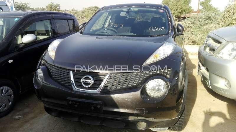 Nissan Juke 2011 Image-1
