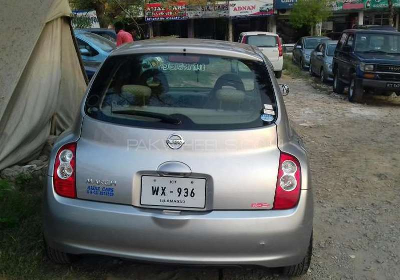 Nissan March 14G 2007 Image-1
