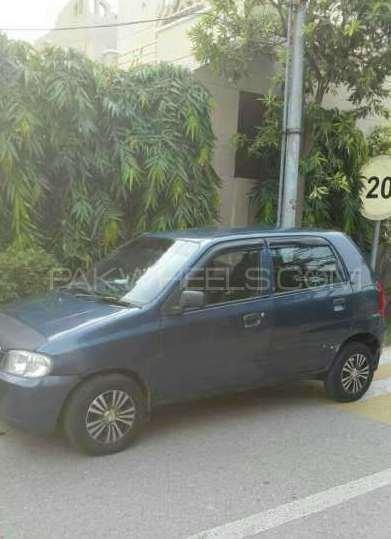 Suzuki Alto VXR 2009 Image-1