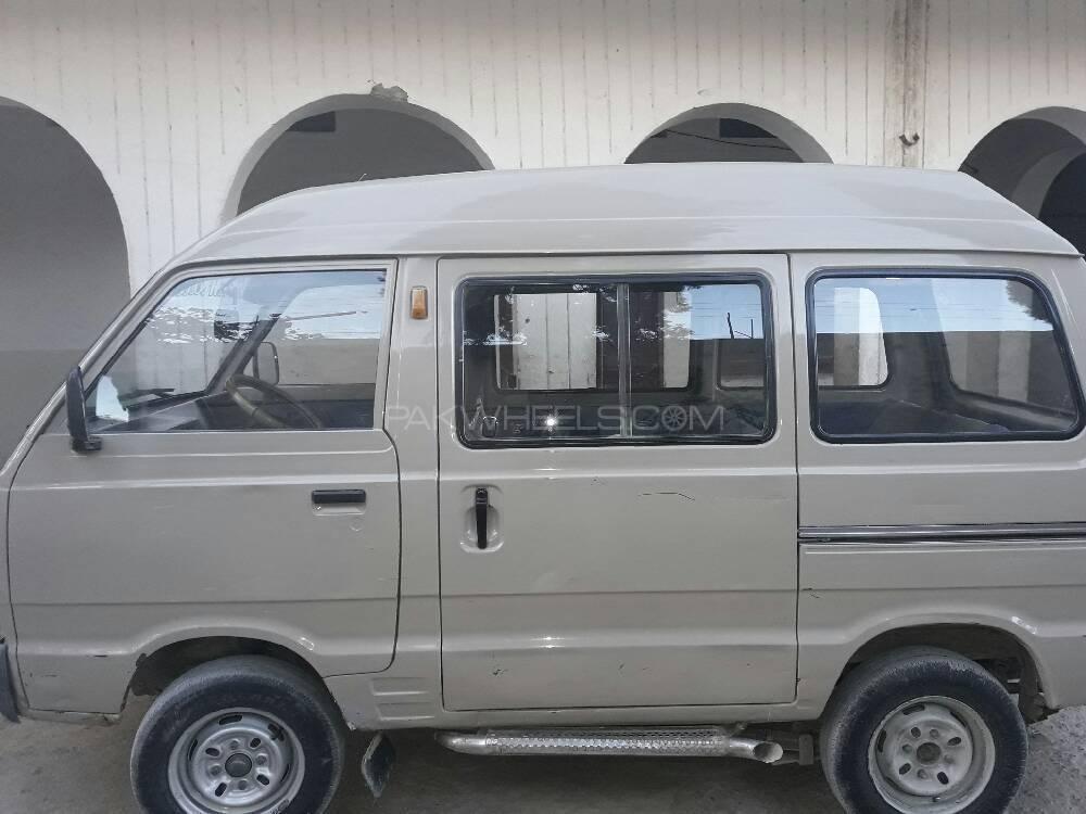 Suzuki Bolan 2001 Image-1
