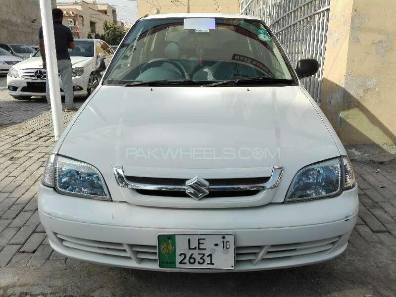 Suzuki Cultus 2010 Image-1