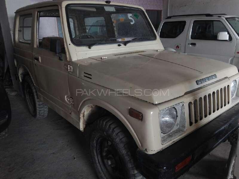 Suzuki Potohar Basegrade 1986 Image-1