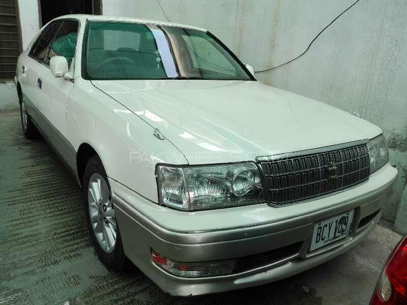 Toyota Crown Royal Saloon G 1997 Image-1