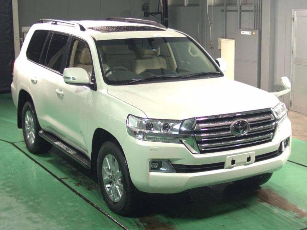 Toyota Land Cruiser 2016 Image-1