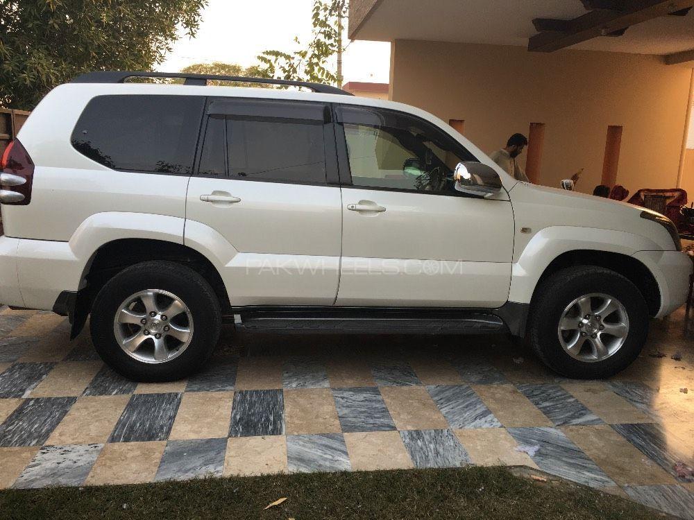 Toyota Prado 2008 Image-1