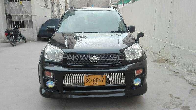 Toyota Rav4 G 2001 Image-1