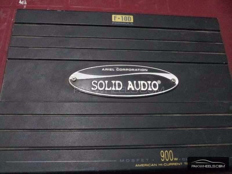 Solid Audio F 10D 900w  Image-1
