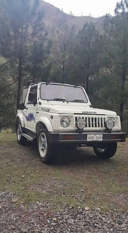 Suzuki Sj410 1990 Image-1