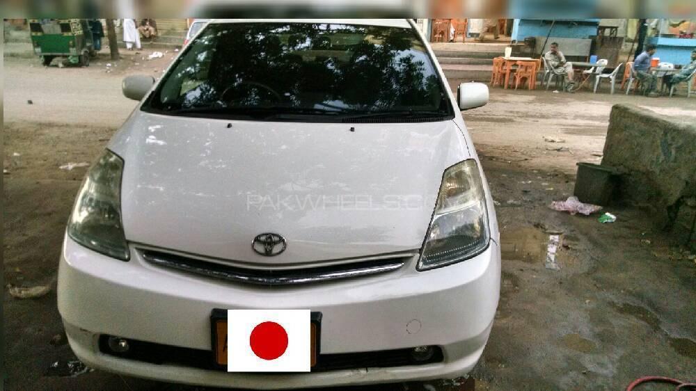 Toyota Prius Alpha S Touring 2007 Image-1