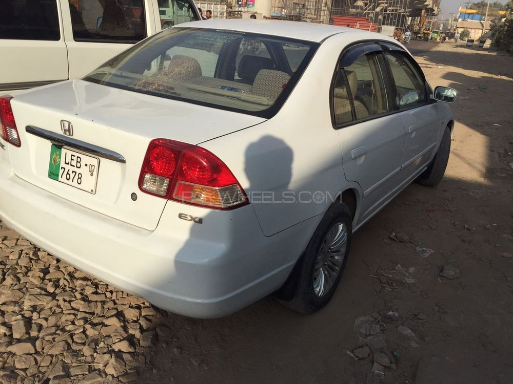 Honda Civic EXi 2006 for sale in Lahore | PakWheels